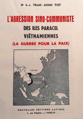 L'agression sino-communiste des îles paracel viêtnamiennes (la guerre pour la paix)