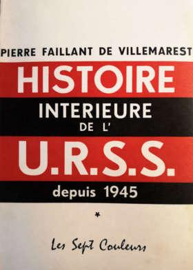 Histoire de l'URSS depuis 1945