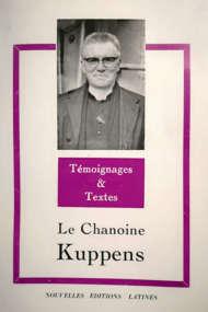 Le Chanoine Kuppens